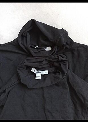 s Beden siyah Renk Subdued bluz