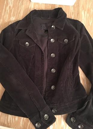 Velvet ceket
