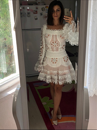 Zimmerman elbise