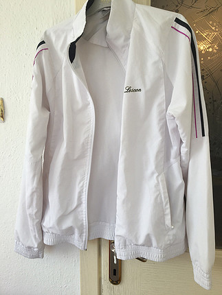 Lescon beyaz ceket