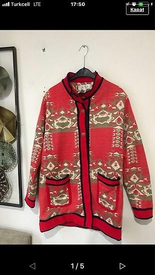Yün ceket #kaban