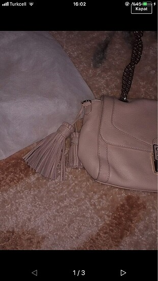 Love moschino orjinal çanta
