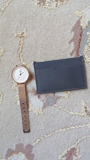 Kartlık ve saat