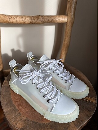 Giuseppe Zanotti Erkek Sneakers