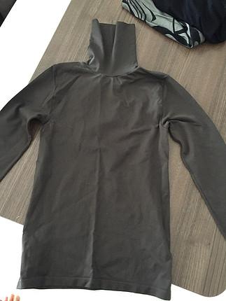 Sisley balikci yaka bluz
