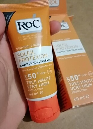 Roc güneş kremi