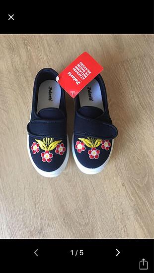 Polaris İki ayakkabı