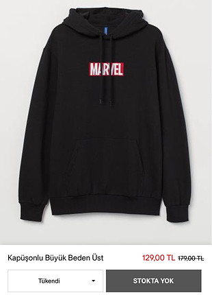 Marvel sweat