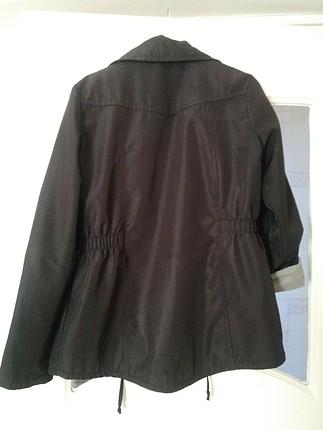 42 Beden siyah Renk mevsimlik ceket