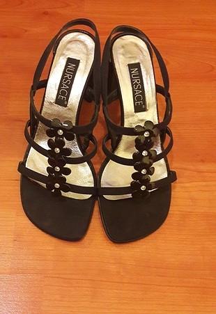 Yazlık şık ayakkabı