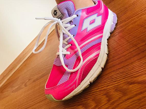 39 Beden pembe Renk Spor ayakkabı