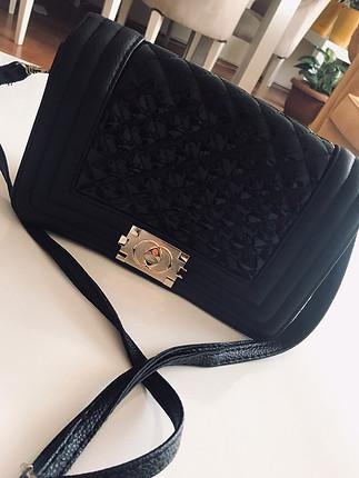 diğer Beden siyah Renk Çanta kol çantası