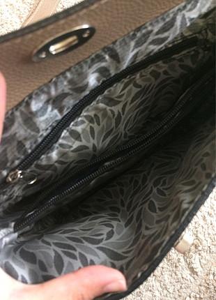 Koton Bej/ekru kullanışlı çapraz çanta