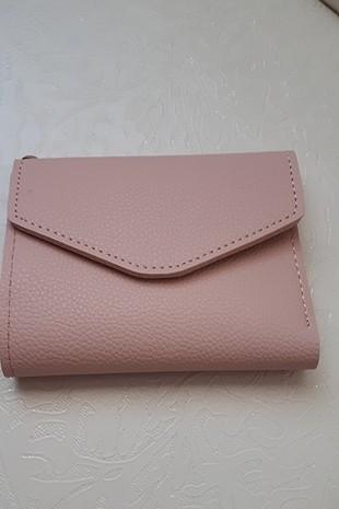 toz pemebe cüzdan