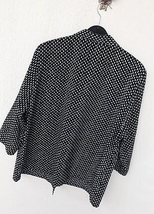 xl Beden çeşitli Renk Sommer Mann Marka Mükemmel Siyah Mikro Desenli Jarse Gömlek