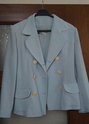 Bebe mavi ceket