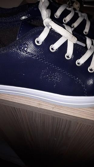 39 Beden lacivert Renk polo sneaker,spor ayakkabi