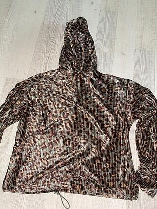 Defacto kapüşonlu sweatshirt