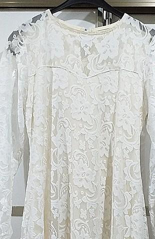 Aker abiye elbise