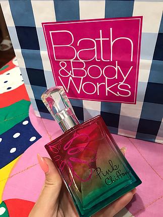 Bath&Body; Works Parfüm torbasında 3cm eksildi
