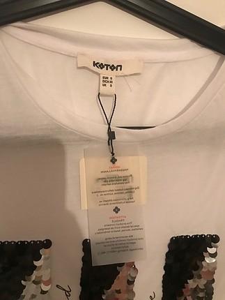 Koton Düz tshirt