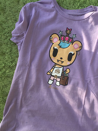 Tokidoki harajuku mor tişört!