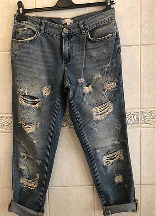 Twist Mom jeans