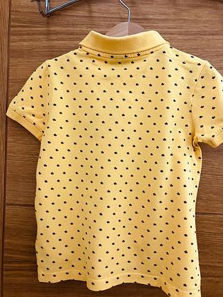 diğer Beden sarı Renk Polo tşört