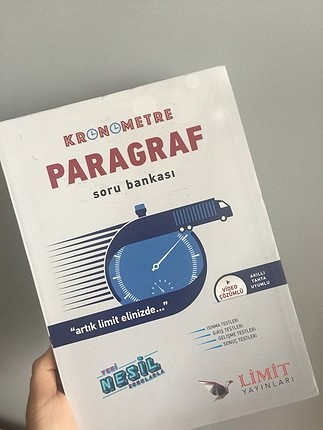 kronometre paragraf