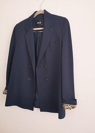 Aker lacivert ceket