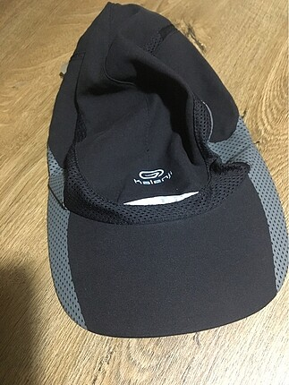 Kalenji Siyah Şapka
