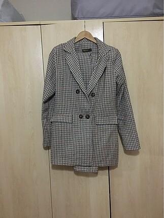 Ceket Pantolon Kışlık Takım Elbise
