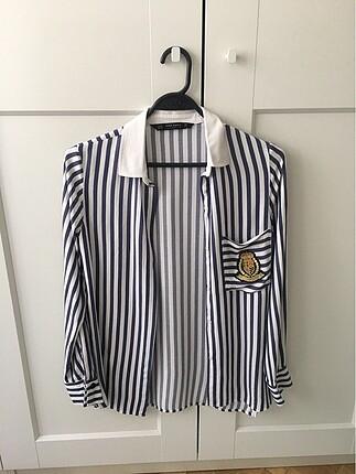 Zara Spor Gömlek