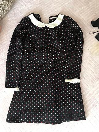 Kışlık kaşe elbise