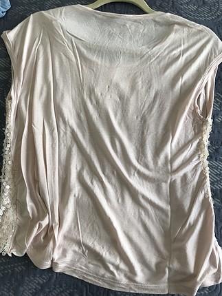 Pullu tshirt