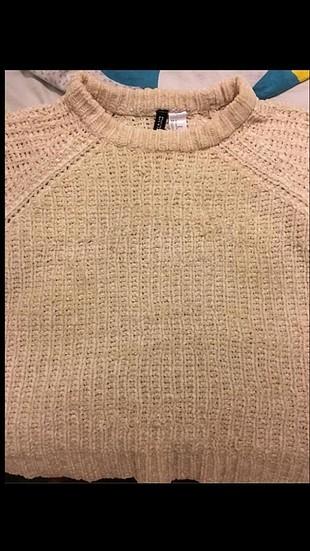 H&M kısa kazak
