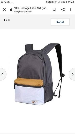 Beden nike sırt çantası