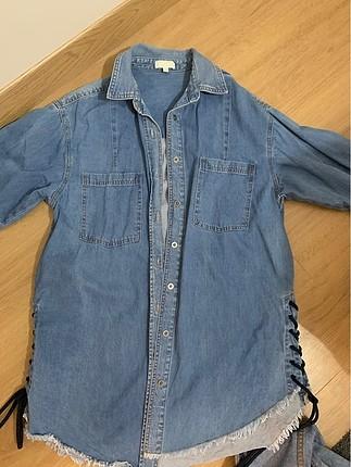 Twist kot gömlek ceket