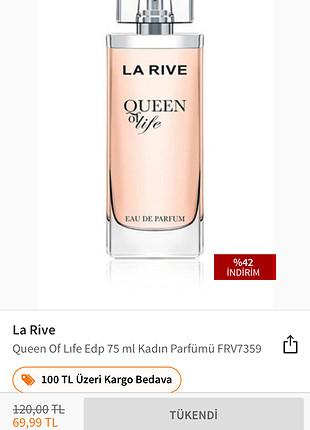 la rıve parfüm