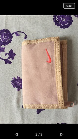 Nike cüzdan orijinal