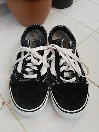 Orijinal Vans Old School ayakkabı