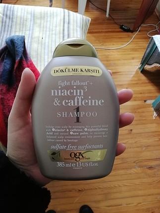 Organix sülfatsız şampuan
