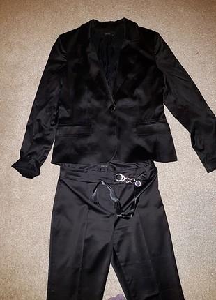ekol saten takım elbise