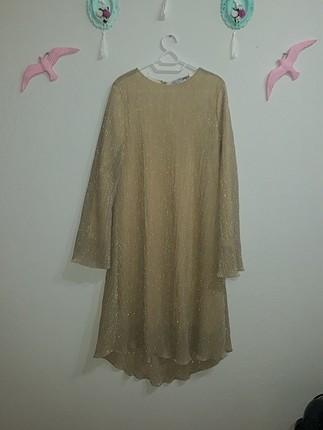 şık tunik elbise