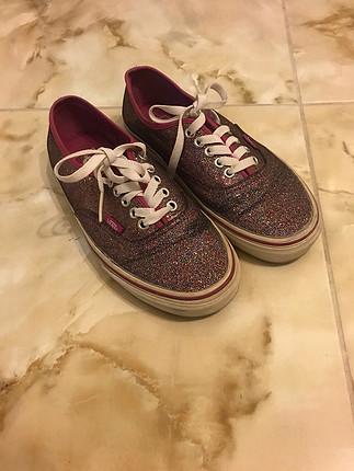 Vans simli ayakkabı