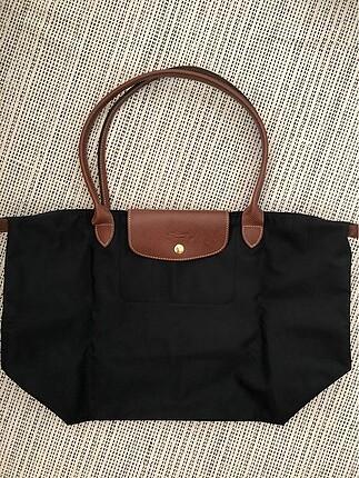 Orijinal Longchamp Siyah Le Pliage
