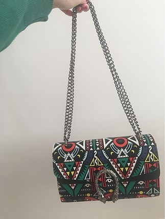 Beden Renkli çanta