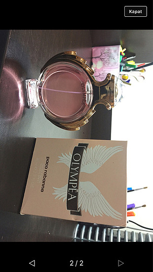 Olympea parfüm