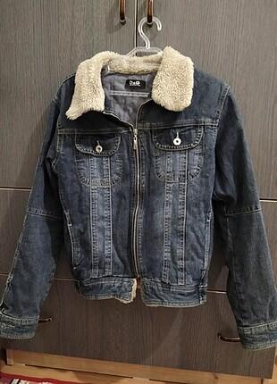 D&G kot ceket yün detatlı