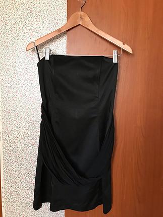 Herry Saten gece elbisesi